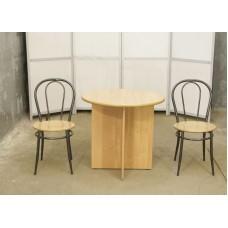 Стол для переговоров d80 б/у, СТОЛ-2510КО
