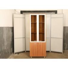 Шкаф для документов, папок, б/у, ШКАФ-2211К4ДО