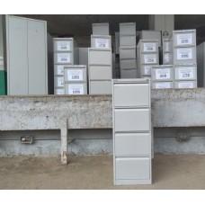 Шкаф картотечный металлический BISLEY BS4E 4 ящика