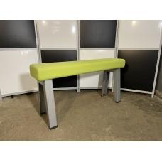 Интерьерная скамья 140х35х74см SteelCase