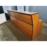 Ресепшен 240х87х116 см Мебель для офиса