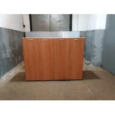 Шкаф офисный Flash 160х45х120 б/у