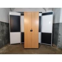 Шкаф для документов, Kinnarps, б/у. Шкаф-СЗ013