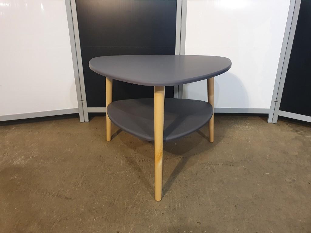 Журнальный столик новый. Цвет серый