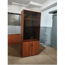 Шкаф офисный Стекло
