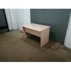 Стол офисный 120х73 бук б/у