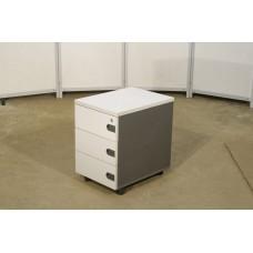 Тумба 3 ящика б/у. Тумба-ПК008
